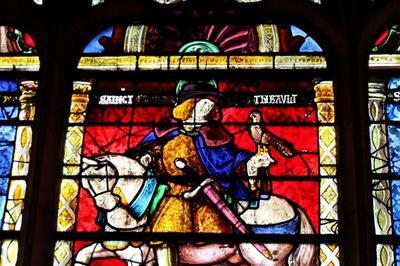 Visite Libre De L'église Sainte-savine à Sainte Savine