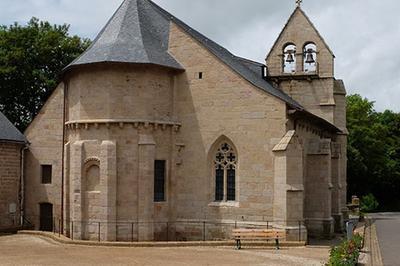 Visite Libre De L'église St-gilles Et St-georges De Tarnac