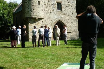 Visite Libre De L'ermitage Saint-gerbold à Gratot
