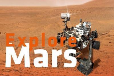 Visite Libre De L'exposition Explore Mars à Troyes