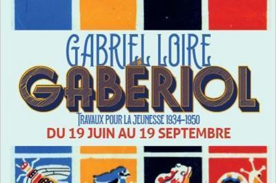 Visite Libre De L'exposition  Gabriel Loire / Gabériol - Travaux Pour La Jeunesse 1934-1950 à Chartres