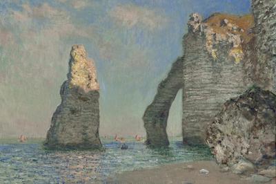 Visite Libre De L'exposition Monet-auburtin.une Rencontre Artistique à Giverny