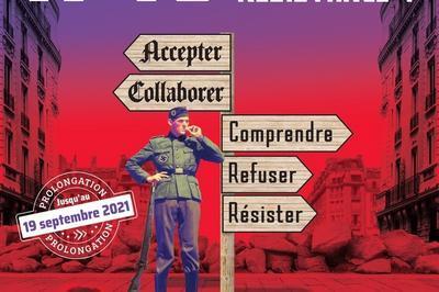 Visite Libre De L'exposition Temporaire «1940, Entrer En Résistance?» à Chateaubriant