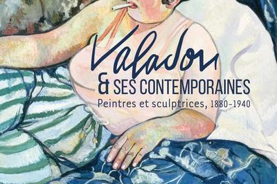 Visite Libre De L'exposition Temporaire Valadon Et Ses Contemporaines. Peintres Et Sculptrices, 1880-1940 à Limoges