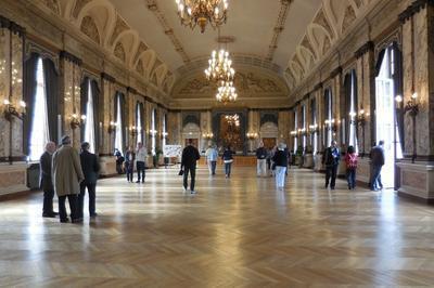 Visite Libre De L'hôtel De Ville à Troyes