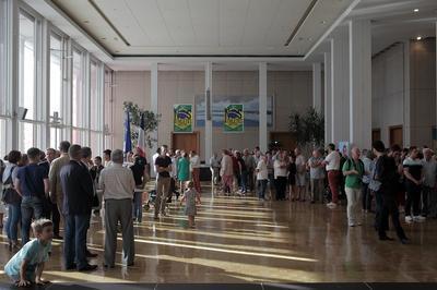 Visite Libre De L'hôtel De Ville, à Brest
