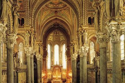 Visite Libre De La Basilique Et De La Crypte à Lyon