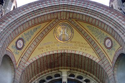 Visite Libre De La Basilique Sainte-clotilde, Sa Crypte Et Ses 401 Reliquaires à Reims