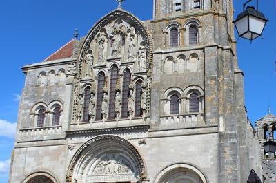 Visite Libre De La Basilique Sainte-marie-madeleine à Vezelay