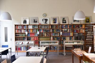Visite Libre De La Bibliothèque Nordique - Département Spécialisé De La Bibliothèque Sainte-geneviève à Paris 5ème