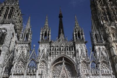 Visite Libre De La Cathédrale De Rouen Et Du Carillon