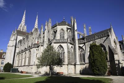 Visite Libre De La Cathédrale Saint-corentin à Quimper