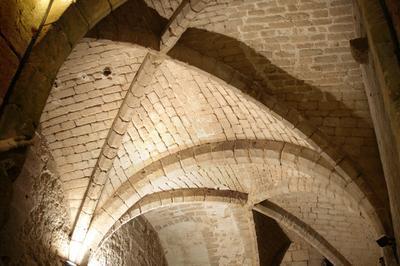 Visite Libre De La Cave Des Moineaux à Pontoise