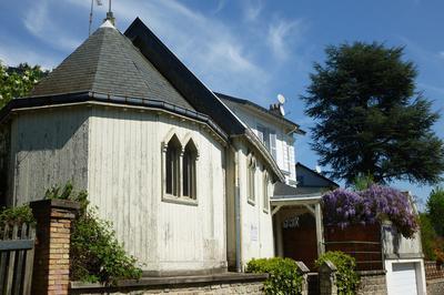 Visite Libre De La Chapelle à Ville d'Avray