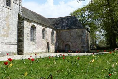 Visite Libre De La Chapelle Classée Sainte-suzanne à Mûr De Bretagne. à Mur de Bretagne