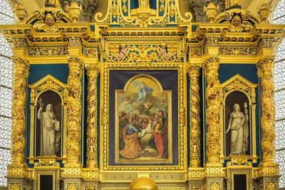Visite Libre De La Chapelle Corneille à Rouen