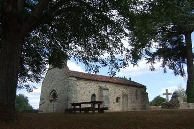 Visite Libre De La Chapelle De Bellefaye à Soumans