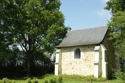 Visite Libre De La Chapelle De La Touche Aux Ânes à Saint Leger des Bois