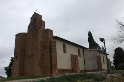 Visite Libre De La Chapelle De Saint-sernin De Sanissac à Lanta