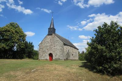 Visite Libre De La Chapelle Des Lieux Saints à Guemene Penfao