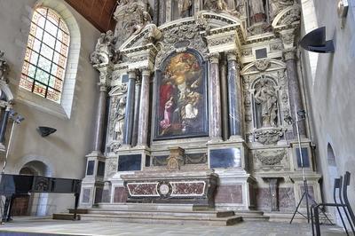 Visite Libre De La Chapelle Des Ursules à Angers