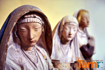 Visite Libre De La Chapelle Saint-jacques à Monesties