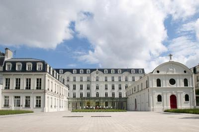 Visite Libre De La Chapelle Sainte-anne à Neuilly sur Seine
