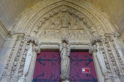 Visite Libre De La Collégiale Notre-dame De L'assomption à Sille le Guillaume