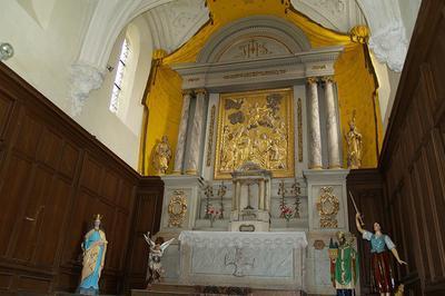 Visite Libre De La Collégiale Saint-ermel De Vireux-molhain à Vireux Molhain