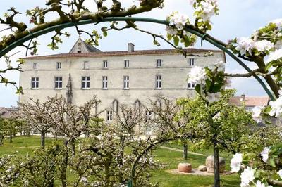Visite Libre De La Commanderie Des Antonins, De La Collégiale Et Des Jardins à Saint Marc la Lande