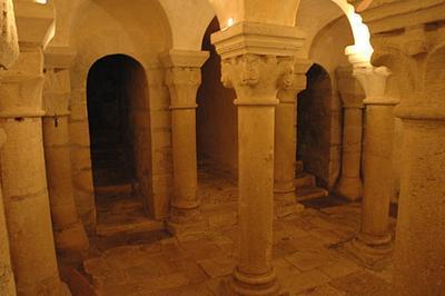 Visite Libre De La Crypte à Duravel
