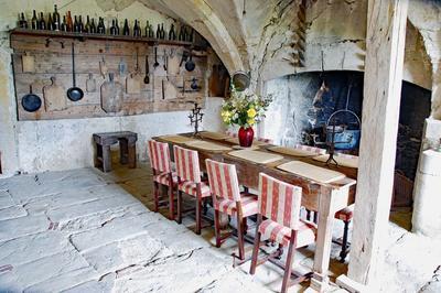 Visite Libre De La Cuisine Historique Du Château à Aguts