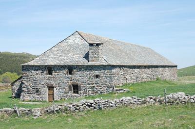 Visite Libre De La Ferme De Bourlatier. à Saint Andeol de Fourchades