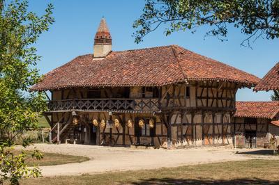 Visite Libre De La Ferme De La Forêt à Courtes