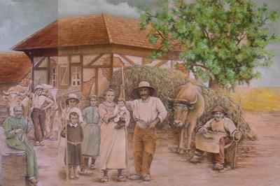 Visite Libre De La Maison De L'agriculture Et De L'alimentation Bressanes à Saint Germain du Bois