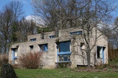 Visite Libre De La Maison Du Chapelain à Ronchamp