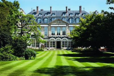 Visite Libre De La Résidence De L'ambassadeur De Grande-bretagne En France à Paris 8ème