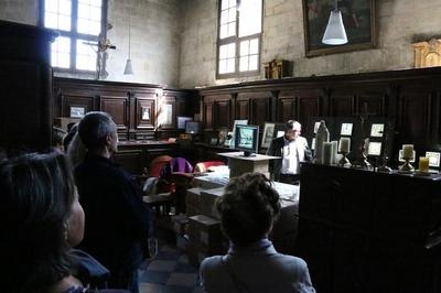 Visite Libre De La Sacristie De L'abbatiale De La Trinité à Fecamp