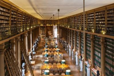 Visite Libre De La Salle De Lecture De La Bibliothèque Mazarine à Paris 6ème
