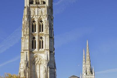 Visite Libre De La Tour Pey-berland à Bordeaux