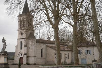 Visite Libre De Six Églises Du Quercy Blanc à Cezac