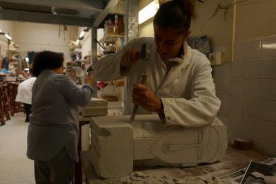 Visite Libre Des Ateliers De Sculpture Et De Lithographie Aux Ateliers D'art De Saint-maur à La Varenne saint Hilaire