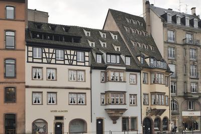 Visite Libre Des Collections Permanentes Du Musée Alsacien à Strasbourg