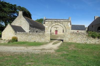 Visite Libre Des Extérieurs Du Manoir De Kerhoas à Plobannalec Lesconil