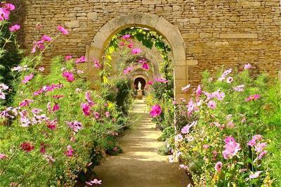Visite Libre Des Jardins Du Château De Canon