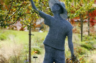 Visite Libre Des Jardins Fruitiers De Laquenexy