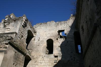 Visite Libre Des Ruines Et Des Expositions à Coucy le Chateau Auffrique