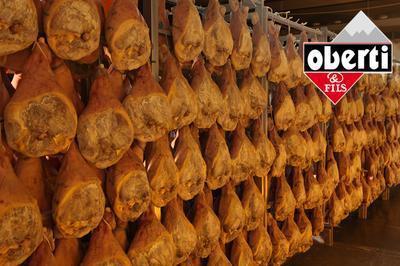 Visite Libre Des Salaisons Oberti à Lacaune