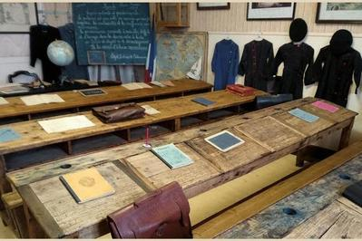 Visite Libre Des Salles De Classe 1920-1960 à Lezat sur Leze