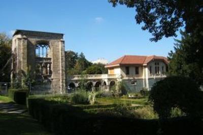 Visite Libre Des Vestiges De L'abbaye à Saint Maur des Fosses